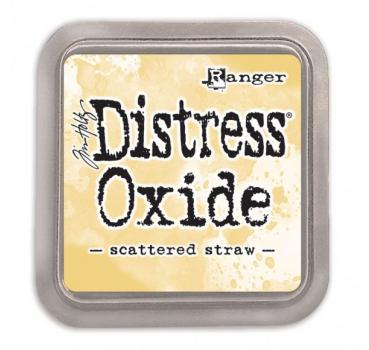 Ranger Distress Oxide - scattered straw -