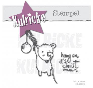 "Mouse ""Hang on"" Stempel"