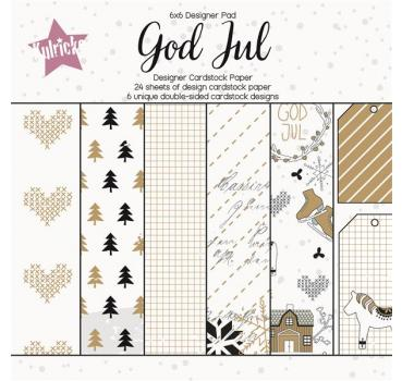 God Jul Paperpad