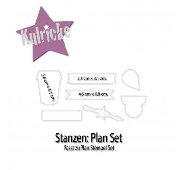 Plan Set Stanzen