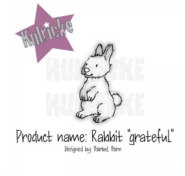 "Rabbit ""Grateful"" Stempel"