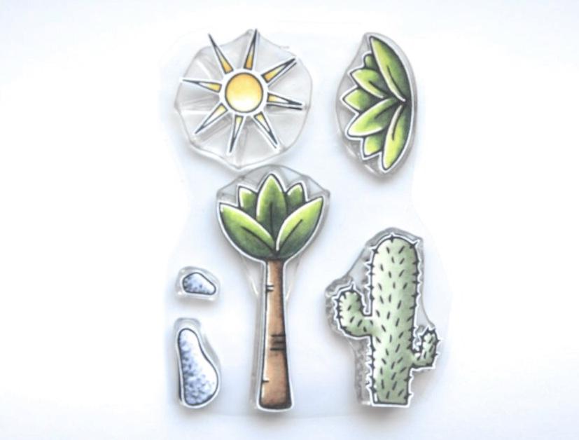 Stempel Kaktus