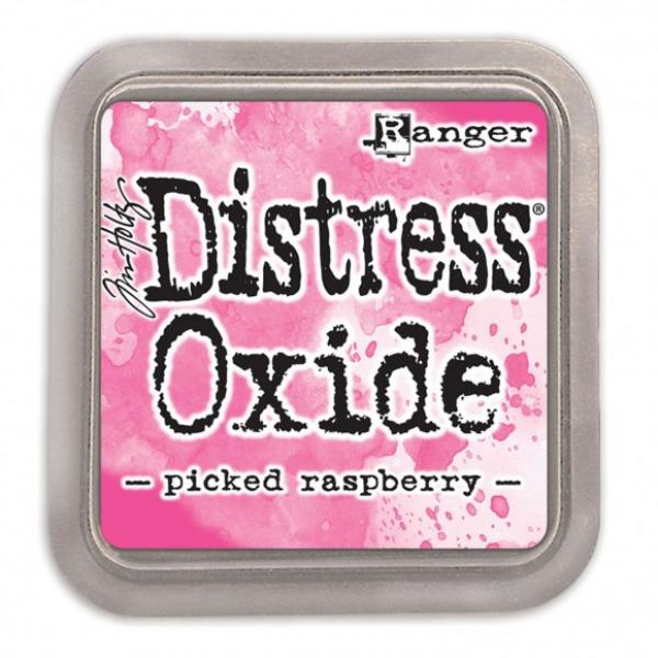 Ranger Distress Oxide Picked Raspberry