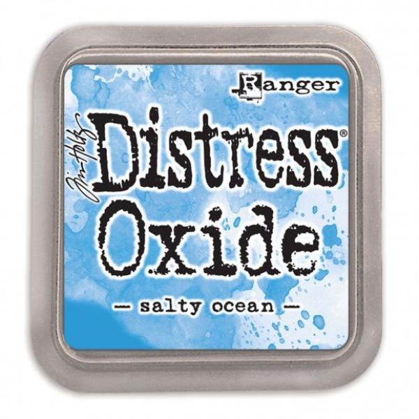 Ranger Distress Oxide - salty ocean -