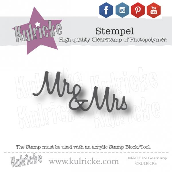 Mr & Mrs Stempel